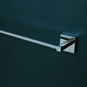 Chrome Brass Towel Rod for Bathroom