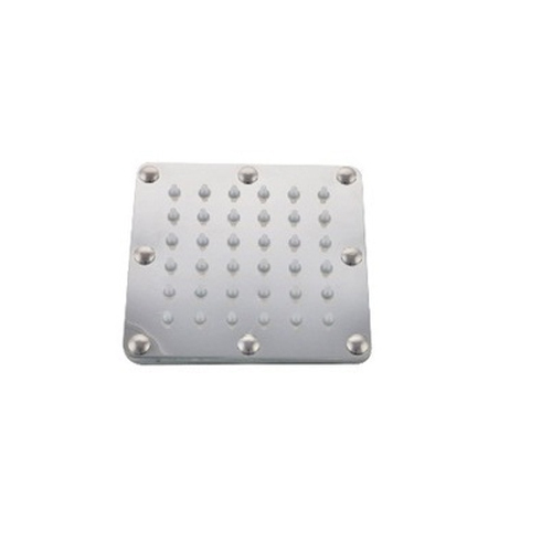 Stainless Steel Square Shower Head 4x4